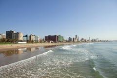Durban beach Royalty Free Stock Photos