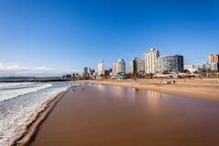 Durban beira-mar Fotos de Stock