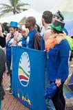 Durban duma 2016 Fotografia Stock