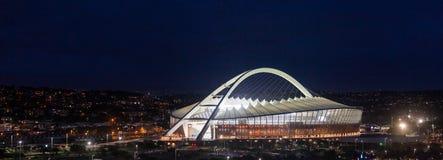 Durban Mojżesz Mabhida stadium Obrazy Stock