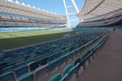 The Durban Moses Mabhida Soccer Stadium Royalty Free Stock Photos
