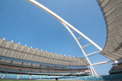 The Durban Moses Mabhida Soccer Stadium Stock Images