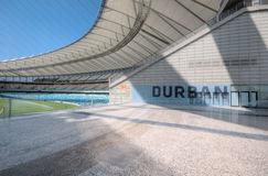 The Durban Moses Mabhida Soccer Stadium Royalty Free Stock Image