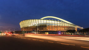 Durban Moses Mabhida Stadium Photos stock