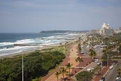 Durban-Nordstrand, Südafrika Stockfotos
