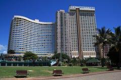 Durban plażowy park Zdjęcie Stock