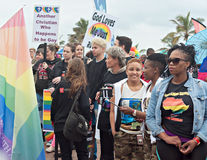 Durban Pride 2016 Royalty Free Stock Images