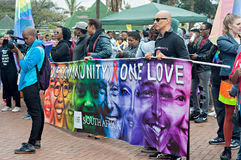 Durban Pride 2016 Stock Photography