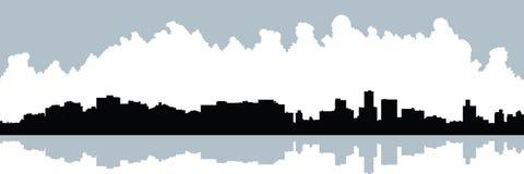 Durban Skyline Stock Images