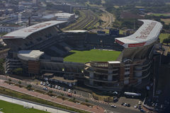 Durban Stadium in South Africa Royalty Free Stock Image