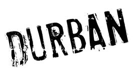 Durban stamp rubber grunge Royalty Free Stock Photography