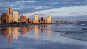 Durban Zuid-Afrika stock afbeeldingen