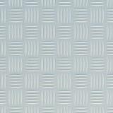 Durbar diamond floor plate Royalty Free Stock Photos