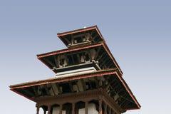 durbar kathmandu fyrkant Arkivbild