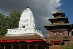 durbar kathmandu nepal fyrkant Royaltyfria Foton