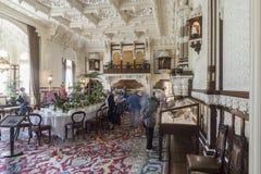 Durbar Osborne Izbowy dom obrazy royalty free