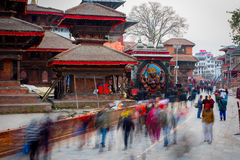 Durbar-Quadrat, Kathmandu Lizenzfreies Stockfoto