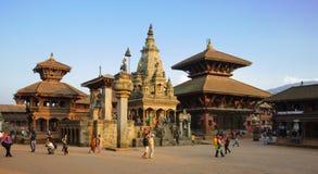 Durbar Squar, Bhaktapur, Nepal Royalty Free Stock Photography