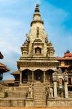 Durbar square in Bhaktapur Royalty Free Stock Photos