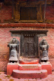 Durbar Square of Bhaktapur Royalty Free Stock Images