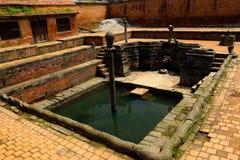 Durbar Square of Bhaktapur Stock Image