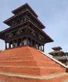 Durbar Square - Kathmandu - Nepal Royalty Free Stock Photo