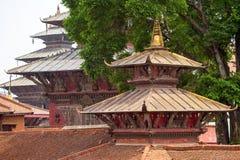Durbar Square of Kathmandu Royalty Free Stock Image