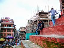 Durbar Square Kathmandu Stock Images