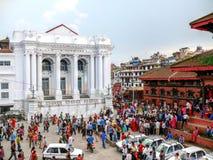 Durbar Square Kathmandu Royalty Free Stock Images