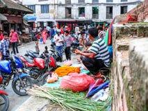 Durbar Square Kathmandu Royalty Free Stock Image