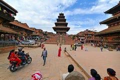 Durbar square, Kathmandu, Nepal Royalty Free Stock Photo