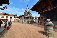 Durbar square, Kathmandu, Nepal Stock Photography