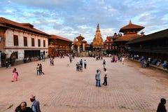 Durbar square, Kathmandu, Nepal Stock Photo