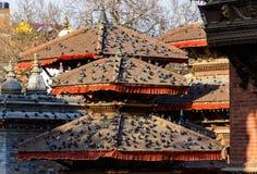 Durbar Square in Kathmandu, Nepal Stock Images
