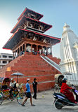 Durbar square in Kathmandu Stock Images