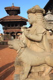 Durbar Square, Nepal. Royalty Free Stock Image
