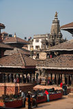 Durbar Square in Patan, Kathmnadu Royalty Free Stock Image