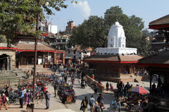 Durbar square Stock Photography