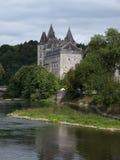 Durbuy slott Fotografering för Bildbyråer