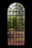 Durch das Fenster Lizenzfreies Stockfoto