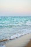 Durch das Meer Lizenzfreie Stockfotos