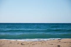 Durch das Meer Lizenzfreie Stockfotografie