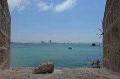 Durch die Bucht stockfotografie