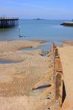 Durch die Küste Stockfotos