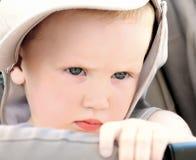 Durchdachtes Kind Lizenzfreie Stockbilder