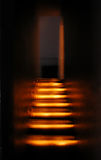 Durchführung der Leuchten Lizenzfreies Stockfoto