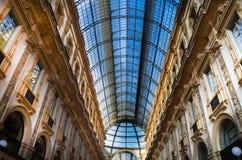 Durchführung Vittorio in Mailand Lizenzfreie Stockfotografie