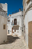 durchgang Noci Puglia Italien Stockbilder