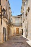 durchgang San Severo Puglia Italien Lizenzfreie Stockbilder