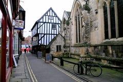 Durchgang, York Stockbilder
